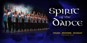 Spirit of the dance header